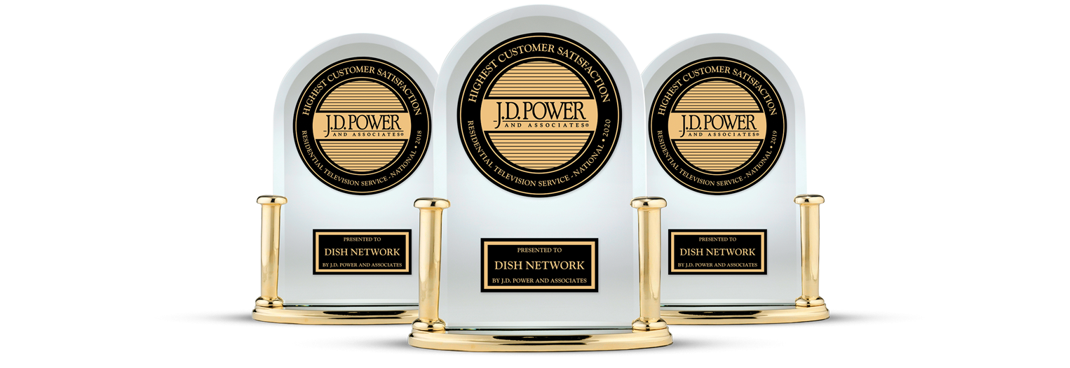 DISH Customer Satisfaction - Ranked #1 by JD Power - Tupelo Satellite in Tupelo, Mississippi - DISH Authorized Retailer